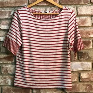 NWT-Three Dots Short Sleeve Shirt